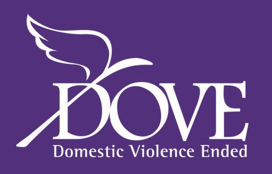 Link to charitable organization DOVE Domestic Violence Ended